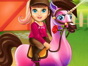 Barbie Pony Caring