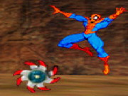 Spiderman Hero Training
