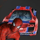 Spiderman Amazing Race